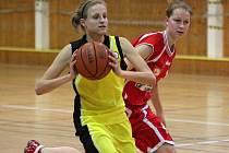 Kristýna Minarovičová byla v Příboře nejlepší střelkyní orlovského družstva.