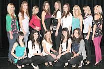 Finalistky soutěže Miss Reneta pro rok 2011
