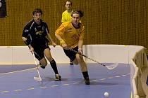 Junioři florbalových Petrovic odehráli další zápasy.