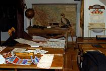 V petřvaldské pobočce Muzea Těšínska je instalována výstava o historii školství na Karvinsku.