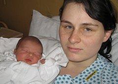 Paní Markétě Šafránkové z Orlové se 4. ledna narodila dcerka Kristýnka Andrejovská. Po porodu holčička vážila 3400 g a měřila 49 cm.