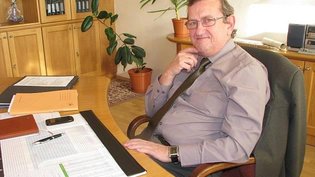 Ekonomický náměstek havířovského primátora Eduard Heczko