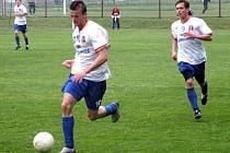 Albrechtičtí fotbalisté boj o záchranu nevzdávají.