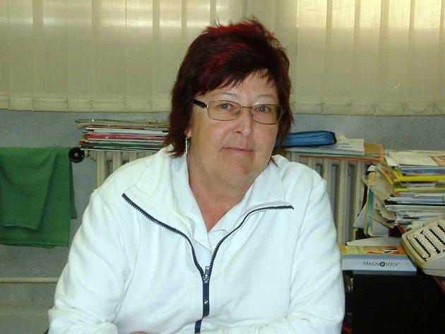 MUDr. Ivana Tesarčíková naočkovala novou vakcínou již čtyři dívky.