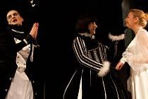 Snímky z připravované premiéry Romeo a Julie Polské scény Těšínského divadla