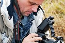Silvestr Szabó se na africkou expedici připravoval rok. V Keni chce prý fotit krajinu i zvířata.