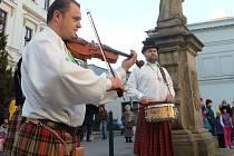 V Karviné se konají tradiční Dny irské kultury.