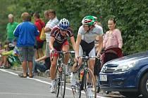 Cyklistická sezona je v plném proudu.