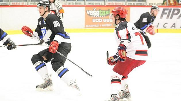 Hokejisté Havířova vyjeli na led k přípravným zápasům.