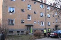 Služebna městské policie v šumbarské Dukelské ulici