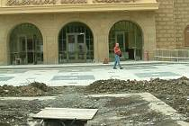 Na tomto místě bude stát další fontána.