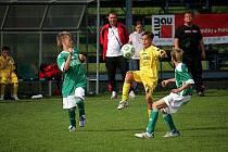 Fotbalové soutěže mládeže se rozjely.