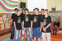 Charitativní koncert Základní školy Gorkého