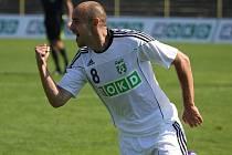 Michal Gonda vsítil Vlašimi vítězný gól.