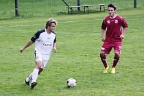 V okresním derby se radovali hráči Albrechtic. Vyhráli v Horní Suché.