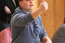 Trenér Petr Šupol a jeho kadeti zahájí co nevidět novou prvoligovou sezonu.