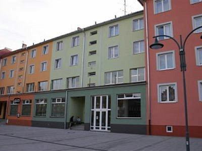Sídlo Občanského sdružení Maryška v Bohumíně