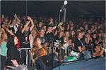 Festival Dokořán si návštěvníci užívali rozmanitou formou zábavy.