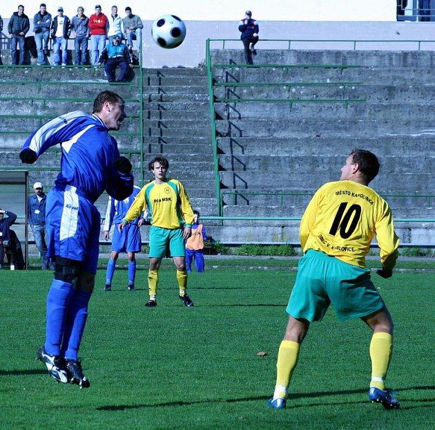Orlovští fotbalisté dál pokračují v pravidelném sbírání bodů. V dosavadním průběhu divize vyšli jen jedinkrát naprázdno!