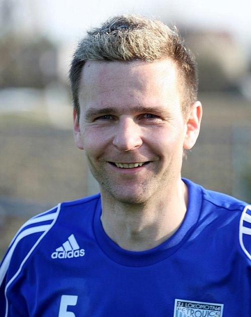Pavel Bernatík - kapitán petrovického divizního týmu.
