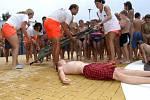 Plavčíci z havířovského koupaliště prošli cvičením úspěšně.