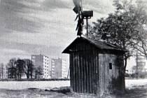 Ještě šedesátých letech stály viatraky mezi nově stavěnými domy.