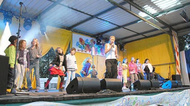 Petrovické slavnosti 2010. Helena Zeťová
