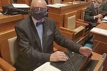 Bohumínský starosta Petr Vícha v Senátu.