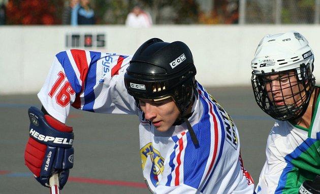 Hokejbalistům Inteva se na podzim celkem dařilo.