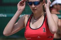 Karvinská Šárka Hamrusová začala v létě hrát s opavskou spoluhráčkou Lucií Korbelovou.