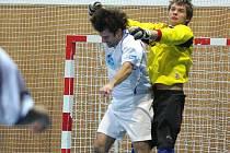 Futsalisté Slavie v úvodu II. ligy prohráli v Tišnově.