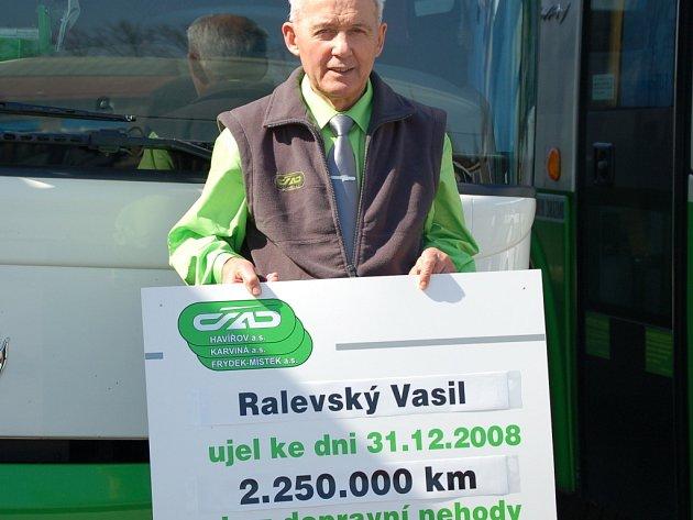 Rekordman Vasil Ralevský