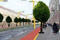 Plány města na celkovou obnovu Hlavní třídy se části obyvatel líbí, jiní mají výhrady.