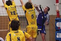 Volejbalisté Havířova prohráli v extralize i šesté utkání v řadě. Chytí se v derby v Ostravě?
