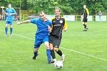 Fotbalisté Albrechtic zakončili v neděli sezonu, ve které pomýšleli na víc.