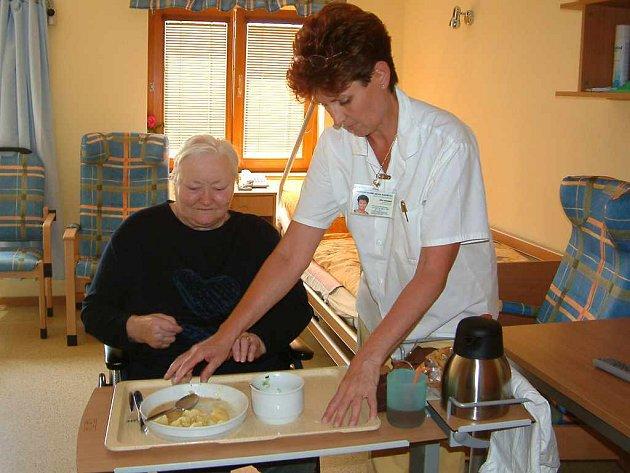 V havířovské Domovince je o seniory dobře postaráno.