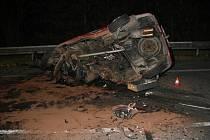 Tragická nehoda s pěti mrtvými v Karviné