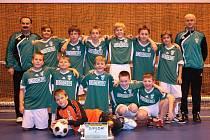 Ligoví žáci MFK OKD U13 vyhráli domácí mezinárodní turnaj.