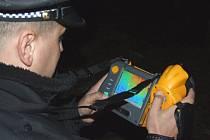 S pytláctvím se nebojuje pouze v horách. Například strážníci v Havířově využívají ke kontrolám lesů svou termokameru.