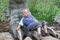 Dinopark ve Vyškově