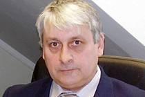 Místostarosta Šenova Jan Blažek.