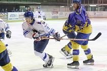 Orlovští hokejisté vedou ve finálové sérii nad Šumperkem 1:0. V neděli je na programu druhý duel v Orlové.