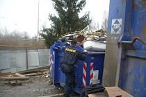 Orlovští policisté kontrolovali sběrny