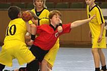 Mladší žáci Karviné skončili na domácím turnaji druzí.