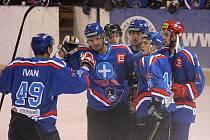 Orlovští hokejisté se zase mohli radovat z výhry.