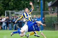 Tomas Radzinevičius po přestupu z Karviné do Opavy hájí barvy Slezského FC.