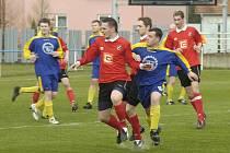Dětmarovice nezvládly zápas se zachraňujícím se týmem.