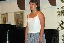 Barbora Peterková zvítězila v kategorii 11 až 15 let.