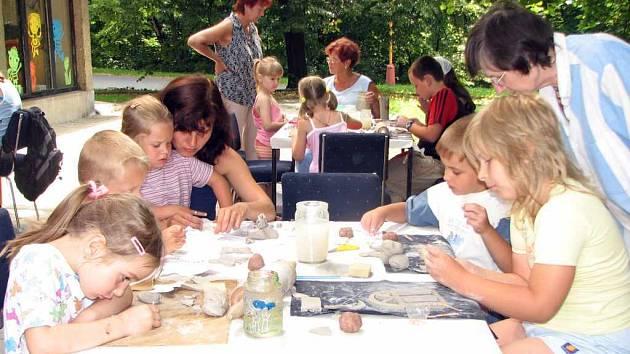 Havířovští knihovníci připravují pro děti akce každé léto.