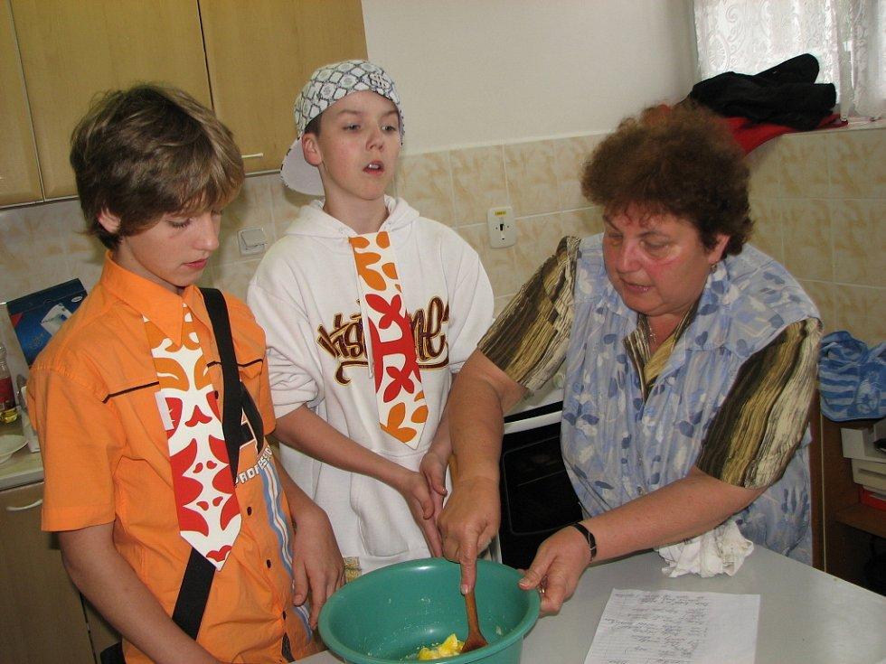Žáci ZŠ Frýdecká prožili celý den po anglicku